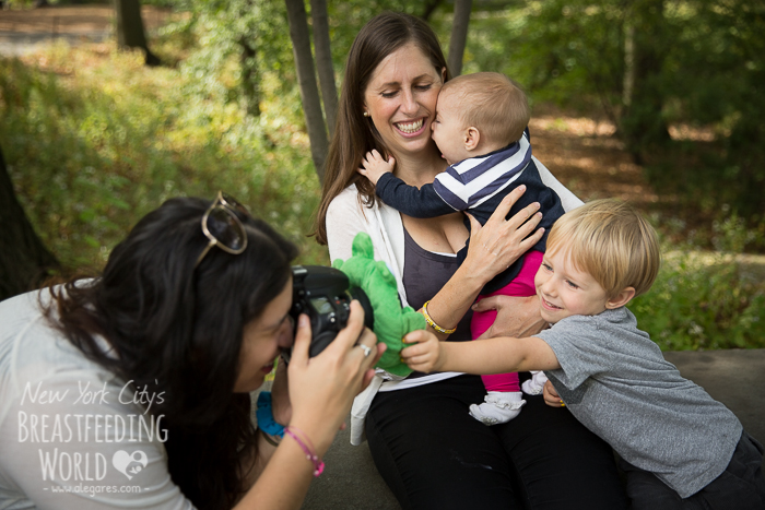 Changing The World via Breastfeeding Photography
