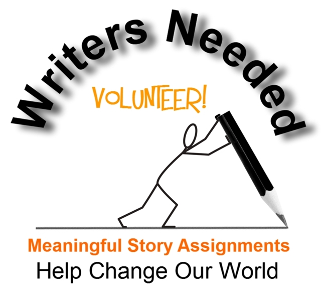 Join our team and become a Volunteer Blog Contributor